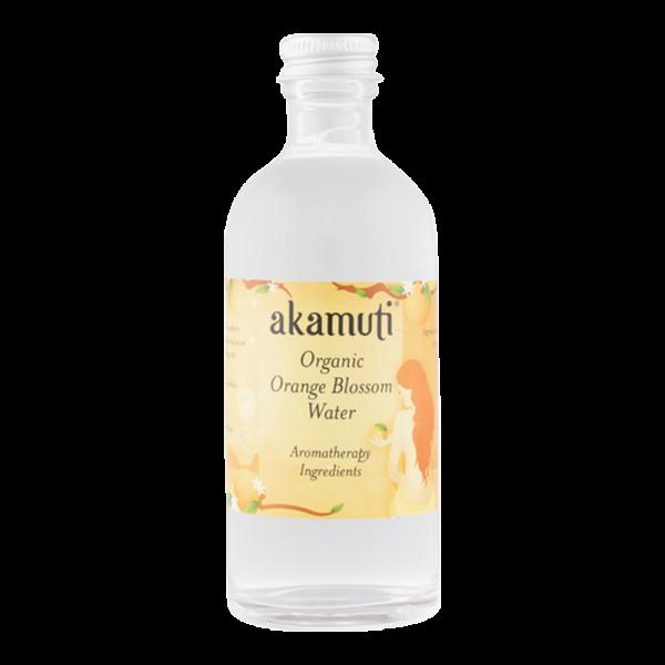 Organisches Orangenblüten-Wasser
