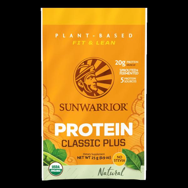 Classic Plus Bio Protein To Go Natural vegan