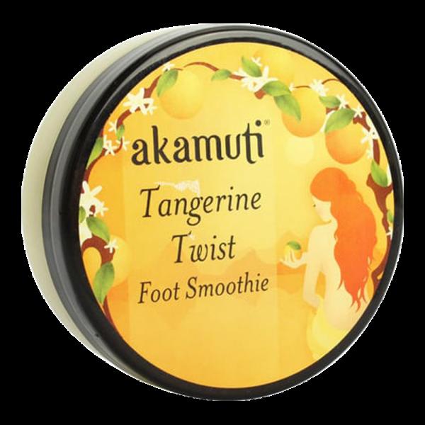 Tangerine Twist Fußpflege