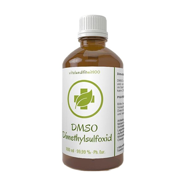 DMSO Dimethylsulfoxid 99.99 % (Ph. Eur.) in Braunglas