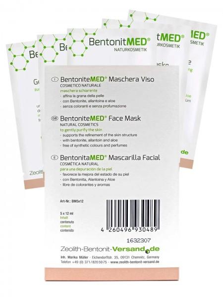 Bentonit MED® Gesichtsmaske