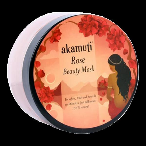 Rose Schönheits & Erfrischungsmaske