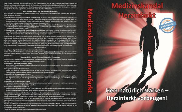Medizinskandal Herzinfarkt (gebundenes Buch)
