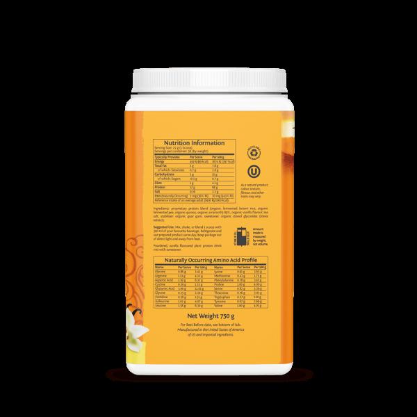 Classic Plus Bio Protein Vanille vegan