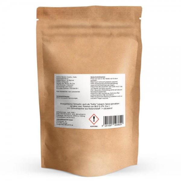 Anorganischer Schwefel Kapseln 300 Stück a 1000 mg