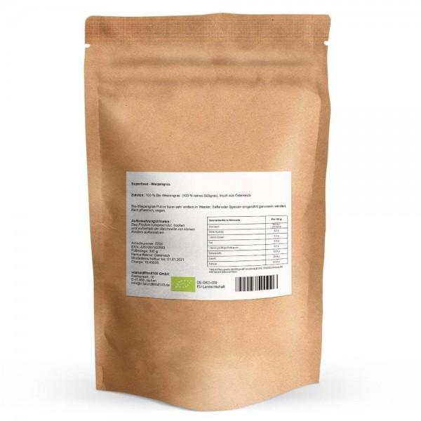 Bio Weizengras Pulver 300 g