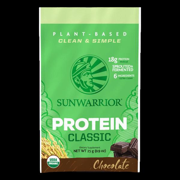Klassisches Protein TO GO Schokolade vegan