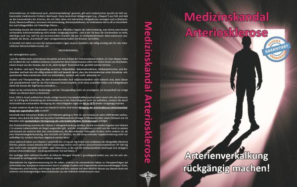 Medizinskandal Arteriosklerose (gebundenes Buch)