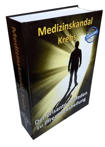 Medizinskandal Krebs (gebundenes Buch)