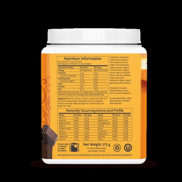 Classic Plus Bio Protein Schokolade vegan