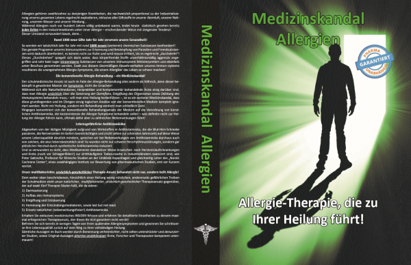 Medizinskandal Allergien (gebundenes Buch)