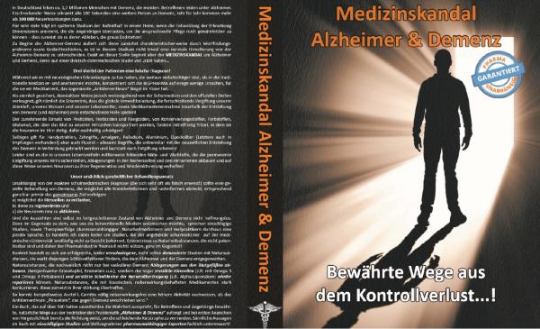 Medizinskandal Alzheimer & Demenz
