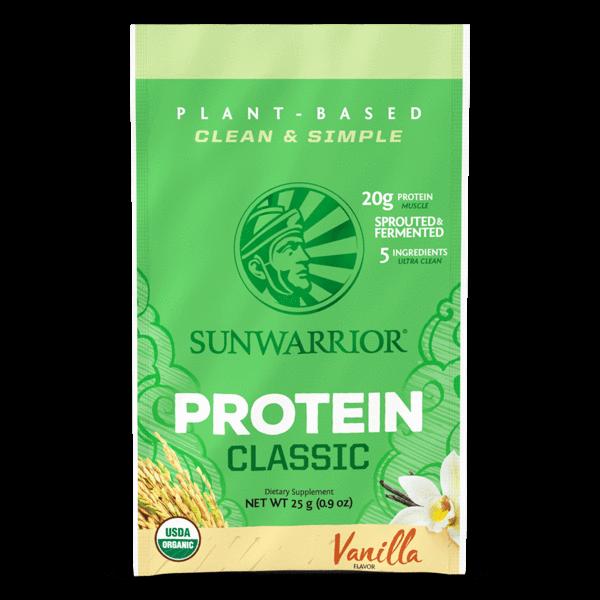 Klassisches Protein TO GO Vanille vegan