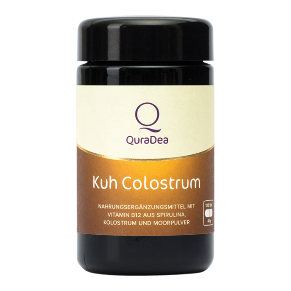 Kuh Colostrum Kombination Spirulina & Moor
