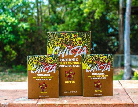 CHICZA® Bio-Kaugummi Kaffee