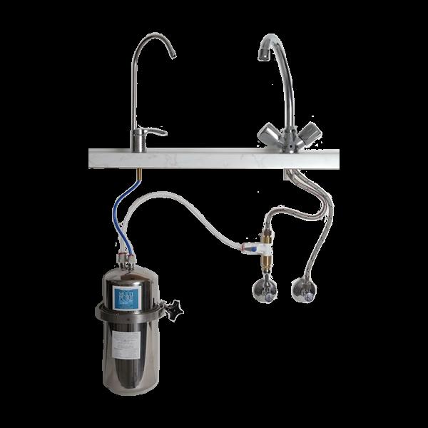 MULTI-PURE™ MP-1400SB (9000 Liter/Jahr) mit Wasserhahn
