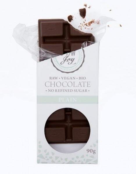 Rohe Schokolade große Tafel 12er Pack