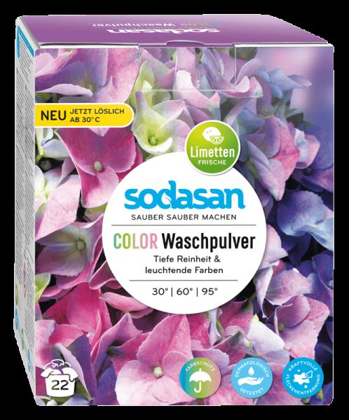 Color Compact Waschpulver