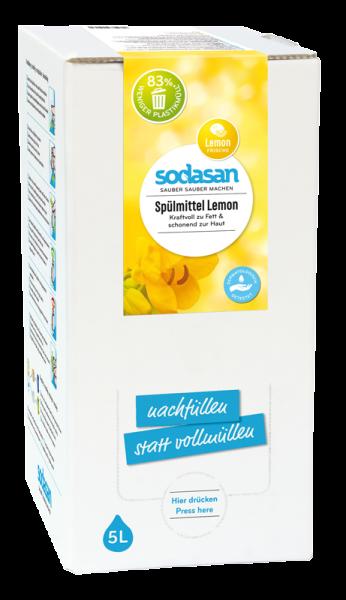 Ökologisches Handspülmittel Lemon