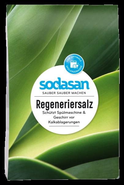 Regeneriersalz für die Spülmaschine