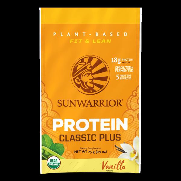 Classic Plus Bio Protein To Go Vanille vegan