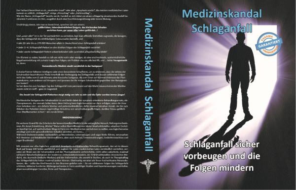 Medizinskandal Schlaganfall (gebundenes Buch)