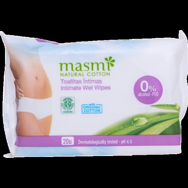 Bio Intimpflegetücher