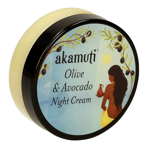Olive & Avocado Nachtcreme