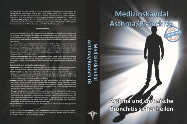 Medizinskandal Asthma / Bronchitis (gebundenes Buch)