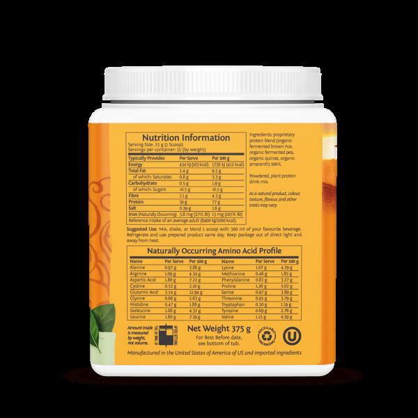 Classic Plus Bio Protein Natural vegan
