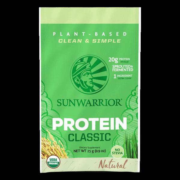 Klassisches Protein TO GO natürlich vegan